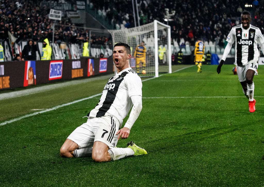 """Maurizio Sarri: """"Gli altri dieci devono adeguarsi a Ronaldo"""""""